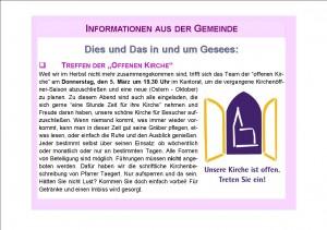 05.03. Offene Kirche